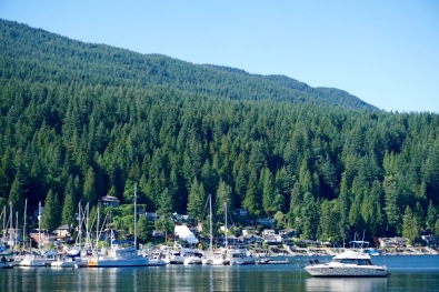 Deep Cove, North Vancouver, BC, Canada