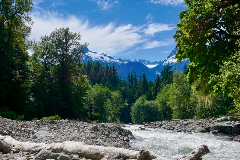 Alice Lake Provincial Park, Squamish, BC, Canada