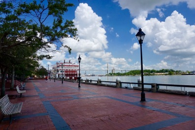 River Walk, Savannah, GA, U.S.A.