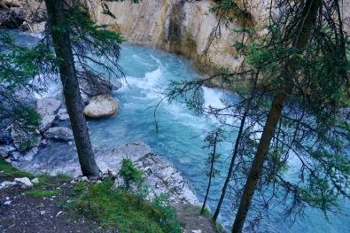 Johnston Creek, Banff National Park, AB, Canada