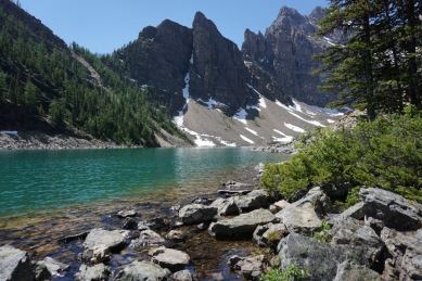 Lake Agnes, Banff National Park, AB, Canada